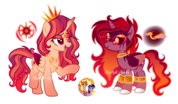 Size: 1280x753   Tagged: safe, artist:starflightsparkleyt, twilight sparkle, oc, alicorn, pony, black sclera, magical lesbian spawn, offspring, parent:daybreaker, parent:twilight sparkle, simple background, solo, transparent background, two toned wings, wings