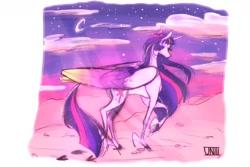 Size: 1280x853   Tagged: safe, artist:uniiiqueart, twilight sparkle, alicorn, pony, solo, twilight sparkle (alicorn)