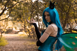 Size: 1200x795 | Tagged: safe, artist:lady ava, queen chrysalis, human, clothes, cosplay, costume, irl, irl human, photo
