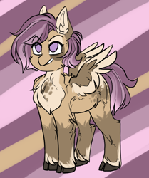 Size: 654x782 | Tagged: safe, artist:quiqyquiq, scootaloo, pegasus, female, redesign