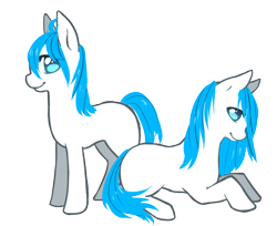 Size: 824x672 | Tagged: safe, artist:baseadopts, oc, oc only, earth pony, pony, .psd available, base, duo, simple background, transparent background