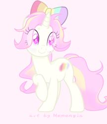 Size: 1680x1947 | Tagged: safe, artist:memengla, oc, oc:memengla, pony, unicorn