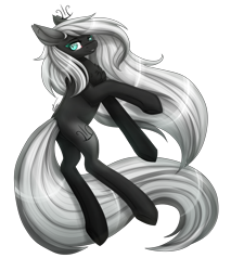 Size: 1703x2000   Tagged: safe, artist:inspiredpixels, oc, oc only, pony, chest fluff, female, mare, simple background, slit eyes, solo, transparent background