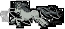 Size: 3000x1365   Tagged: safe, artist:chio-kami, oc, oc only, oc:vargulis, earth pony, pony, solo