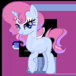 Size: 1024x1024 | Tagged: safe, artist:stardustshadowsentry, oc, pony, unicorn, female, mare, simple background, solo, transparent background