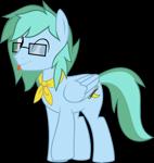 Size: 2931x3103 | Tagged: safe, artist:samsailz, oc, oc:sailz, g4, :p, my little pony, one eye closed, tongue out, vector, wink