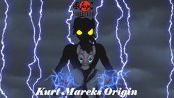 Size: 3840x2160   Tagged: safe, artist:wolfthepredator, oc, oc:kurt marek (electro-crit), comic:okami biohazard, 3d, crying, electricity, lightning, origin story, origins, sad, source filmmaker, story, super powers, tears of pain, teenager