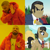 Size: 2048x2048 | Tagged: safe, filthy rich, human, pony, equestria girls, family appreciation day, legend of everfree, drake, hotline bling, meme