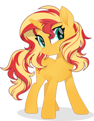 Size: 4475x5745   Tagged: safe, artist:pumpkinpieforlife, sunset shimmer, pony, unicorn, equestria girls, absurd resolution, movie accurate, simple background, solo, transparent background, vector