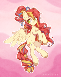 Size: 1600x2000   Tagged: safe, artist:inowiseei, oc, pegasus, pony, female, mare, solo