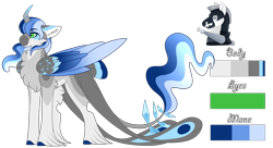 Size: 1800x978   Tagged: safe, alternate version, artist:nobleclay, oc, oc:major, alicorn, pony, colored wings, male, multicolored wings, offspring, parent:good king sombra, parent:king sombra, parent:princess celestia, parents:celestibra, reference sheet, simple background, solo, stallion, transparent background, unshorn fetlocks, wings