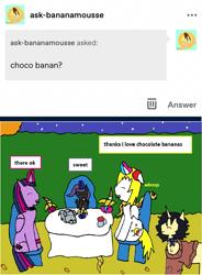 Size: 1171x1595 | Tagged: safe, artist:ask-luciavampire, oc, oc:nyx, alicorn, pony, unicorn, vampire, vampony, ask, tumblr