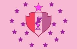 Size: 1088x690 | Tagged: safe, artist:mustaphatr, gabby, equestria at war mod, cutie mark, cutie mark crusaders, flag, griffonstone, idol of boreas