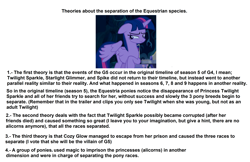 Size: 3448x2236   Tagged: safe, twilight sparkle, g5, my little pony: a new generation, season 5, spoiler:s05, text, theory, wall of text, what if, writing