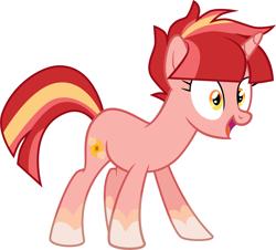 Size: 6968x6299 | Tagged: safe, artist:digimonlover101, oc, oc:star curve, pony, unicorn, absurd resolution, female, mare, offspring, parent:starlight glimmer, parent:sunburst, parents:starburst, simple background, solo, transparent background, vector