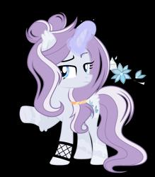 Size: 2400x2736 | Tagged: safe, artist:coral-sparkleyt, oc, pony, unicorn, female, magic, mare, simple background, solo, transparent background
