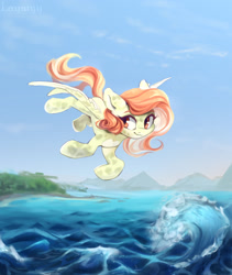 Size: 1280x1519 | Tagged: safe, artist:laymy, oc, oc only, pegasus, pony, solo