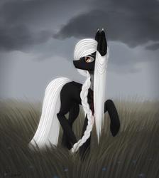 Size: 1280x1428   Tagged: safe, artist:ajaxorsomething, oc, earth pony, pony, female, mare, solo