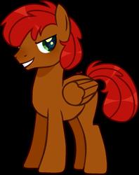 Size: 941x1188   Tagged: safe, artist:kurosawakuro, oc, pegasus, pony, male, simple background, solo, stallion, transparent background