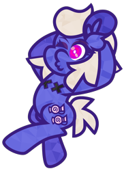 Size: 2034x2796 | Tagged: safe, artist:threetwotwo32232, oc, oc:sweet squirt, crystal pony, pony, simple background, solo, transparent background
