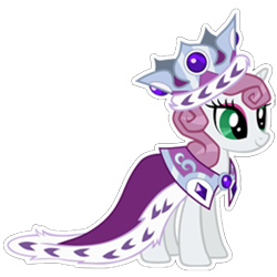Size: 274x274 | Tagged: safe, princess platinum, gameloft