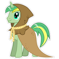 Size: 274x274 | Tagged: safe, clover the clever, gameloft