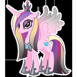 Size: 256x256 | Tagged: safe, princess cadance, evil cadance, vector