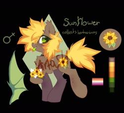 Size: 2200x2000 | Tagged: safe, artist:mirtash, oc, oc only, bat pony, pony, adoptable, bat pony oc, solo