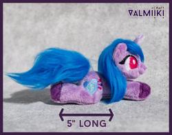 Size: 2364x1866 | Tagged: safe, izzy moonbow, pony, g5, female, photo, plushie, solo