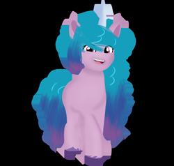 Size: 2281x2173   Tagged: safe, artist:graciekittyyt, izzy moonbow, pony, unicorn, g5, base used, female, simple background, solo, transparent background