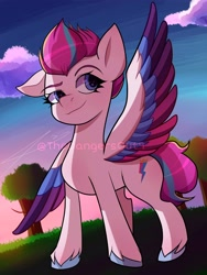 Size: 3000x4000 | Tagged: safe, artist:thedangerscout9, zipp storm, pegasus, pony, g5, my little pony: a new generation, spoiler:my little pony: a new generation, female, solo