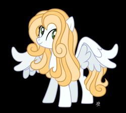 Size: 2809x2532 | Tagged: safe, artist:princessmoonsilver, oc, oc:cloe smeral, pegasus, pony, female, mare, simple background, solo, transparent background