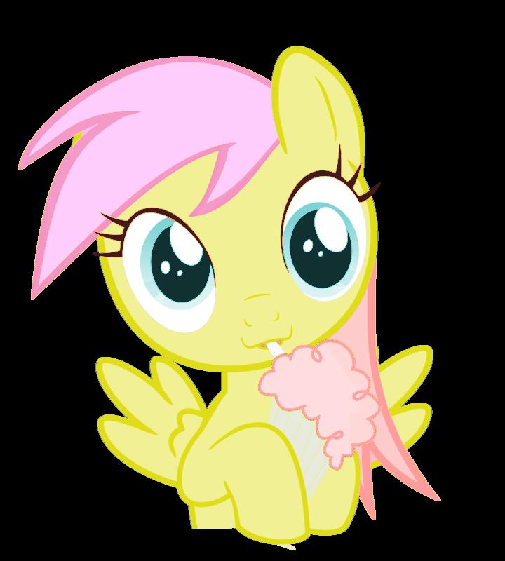 #164828 - cute, derpyshy, filly, fluttershy, milkshake ...