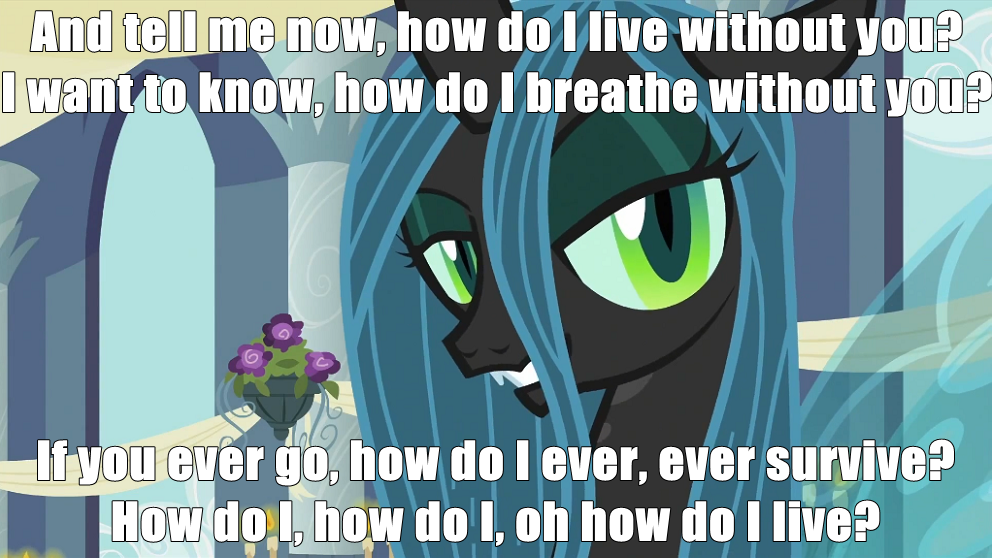 canterlot wedding bedroom eyes homestuck image macro lyrics