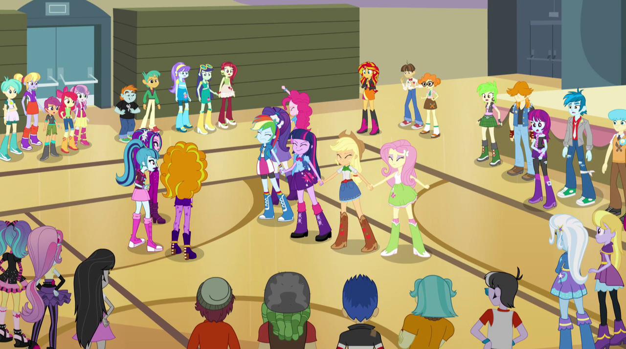 My Little Pony Friendship Is Magic season 5  Wikipedia