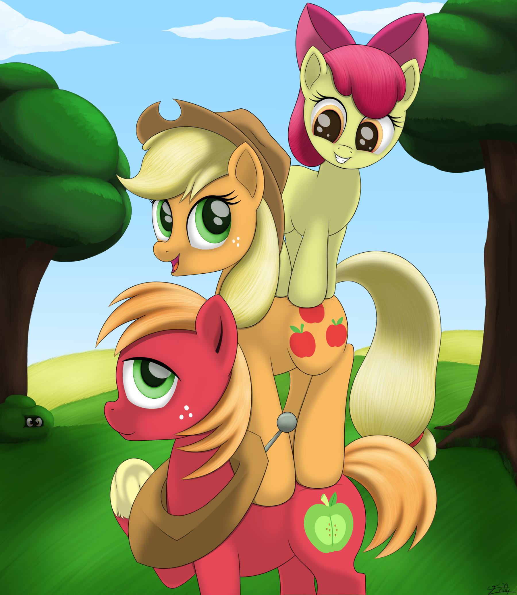 Applejack mac