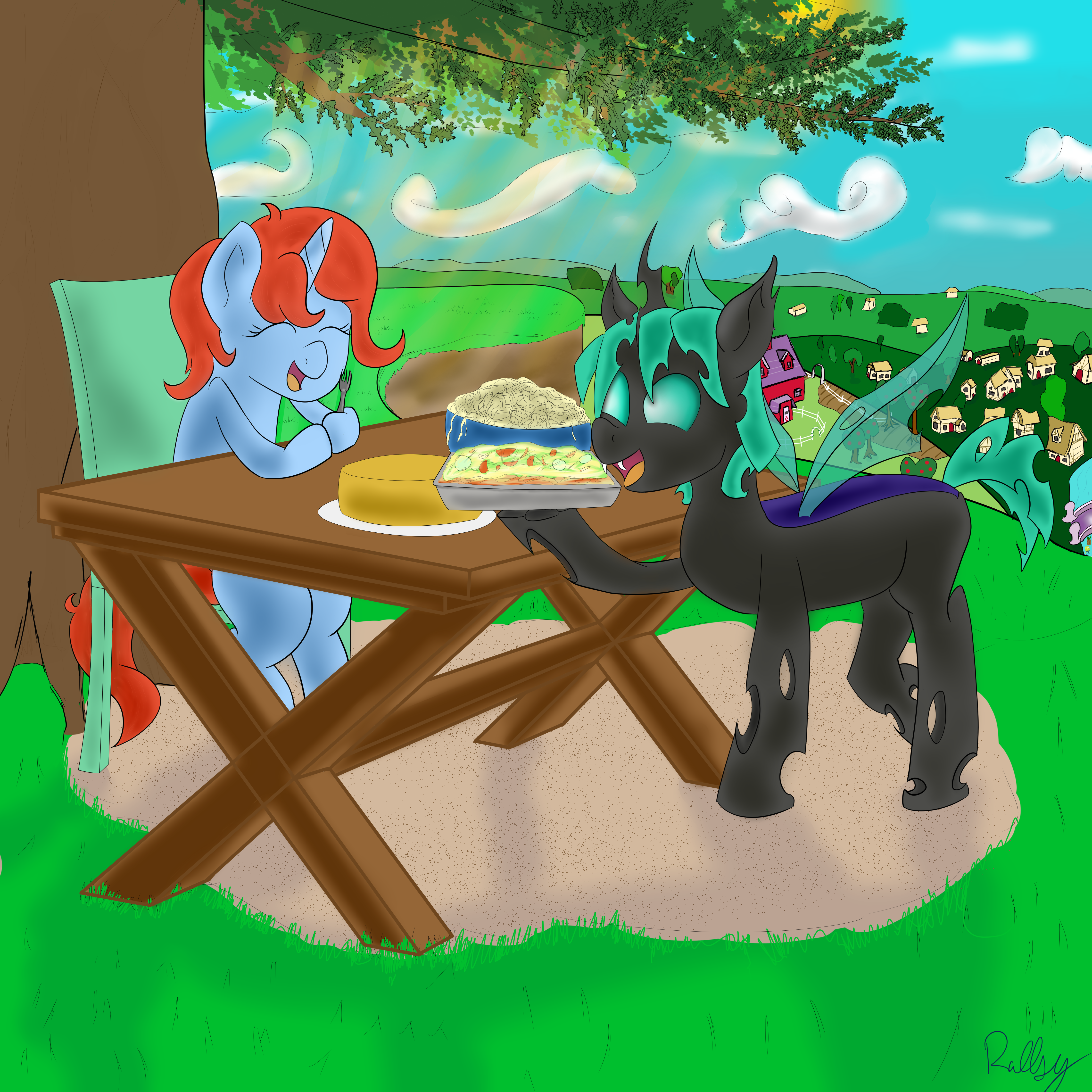 picnic panic fanfiction
