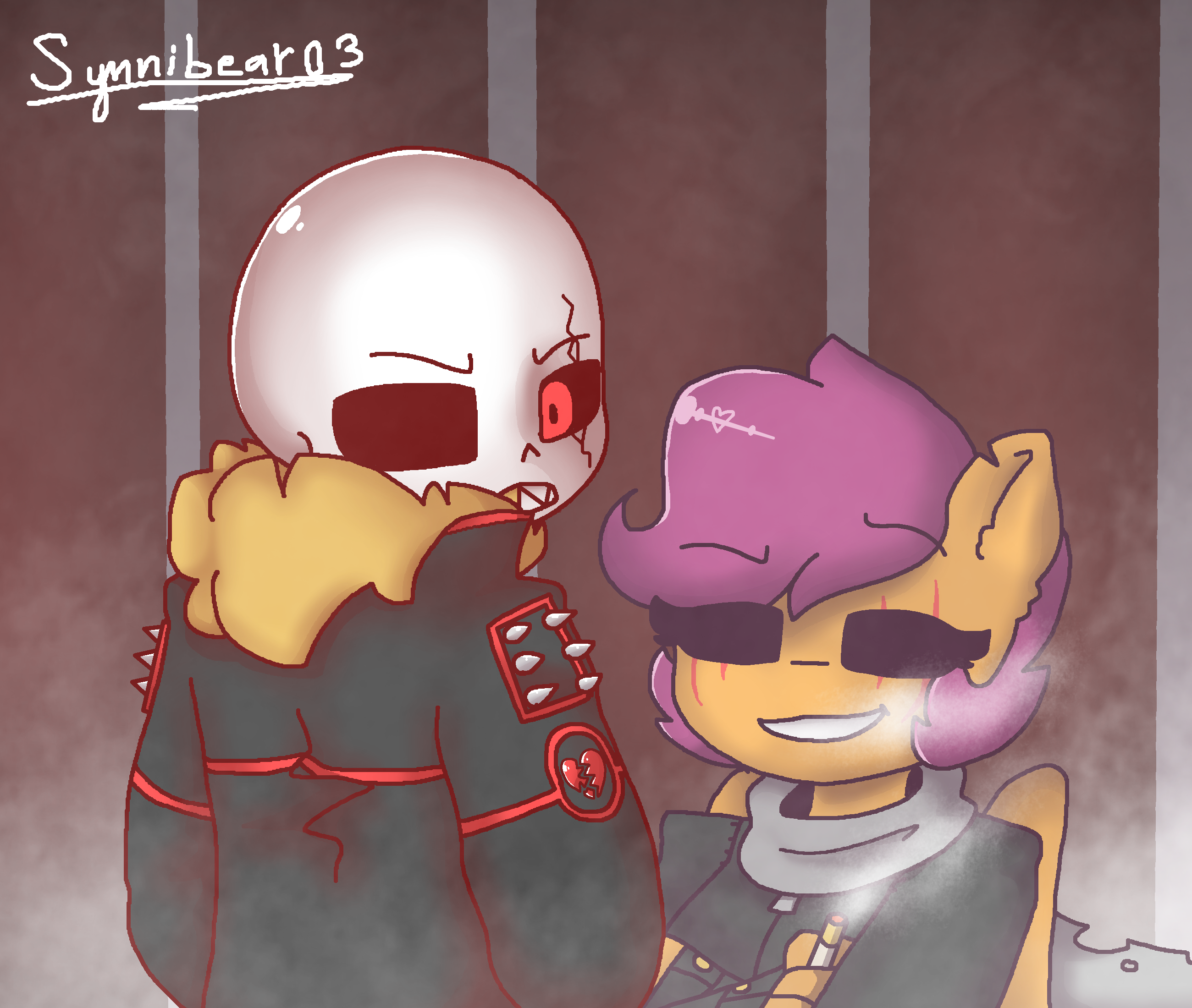 1619211 Anthro Artist Synnibear03 Comic Ponytale Crossover Crossover Shipping Edgy Female Male Oc Oc Ponytale Scootaloo Safe Sans Undertale Scootaloo Scootaloo Loves Sans Scootasans Shipping Straight Underfell Underfell Scootaloo She is the mascot of her channel and also appears in her comic, ponytale. scootaloo loves sans