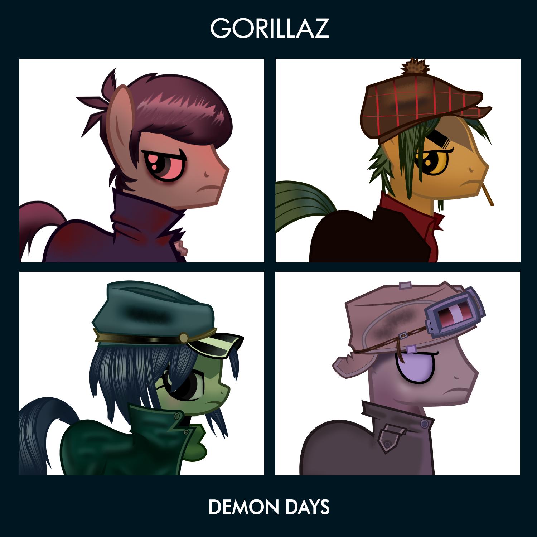 Gorillaz demon days album zip download