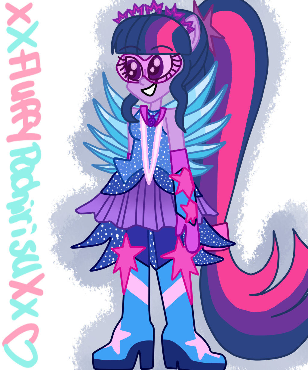 crystal guardian twilight sparkle starsuenet - 500×600