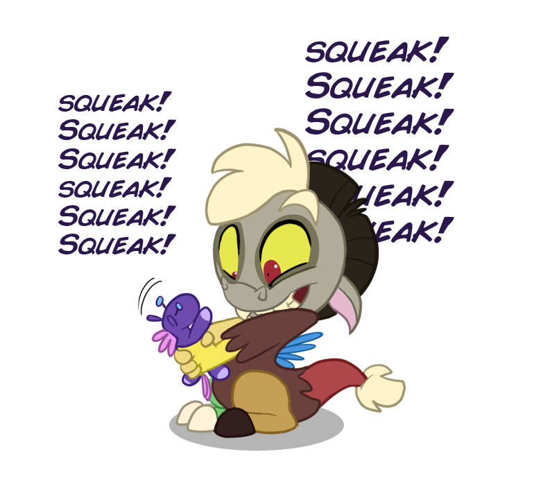Baby Discord And Fluttershy #137745 - age regressi...