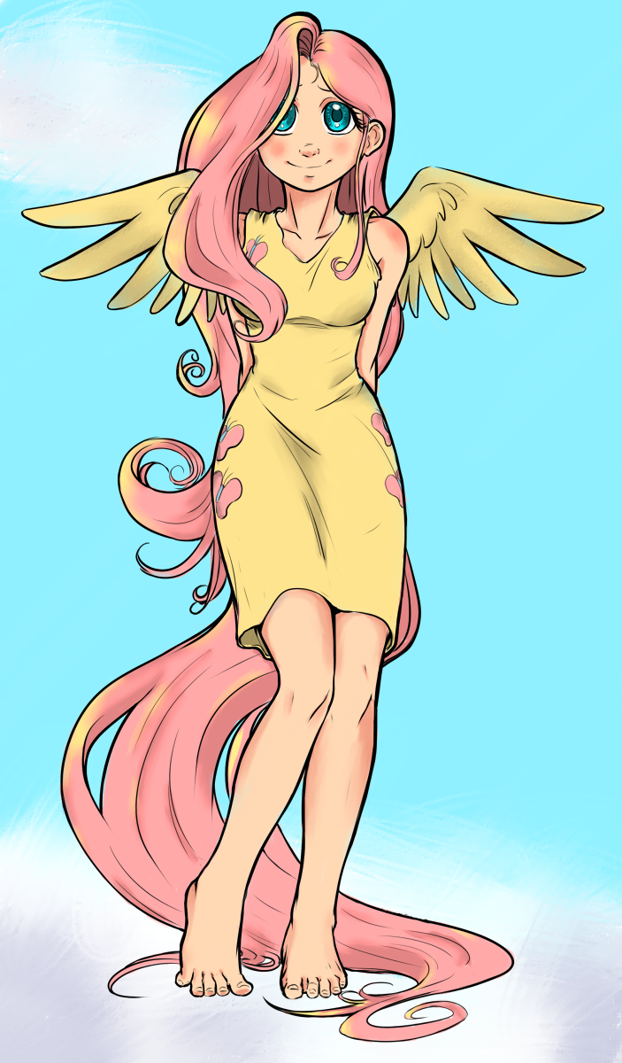 https://derpicdn.net/img/view/2012/11/10/147518__safe_fluttershy_humanized_clothes_dress_feet_barefoot_colored_winged+humanization_tailed+humanization.png