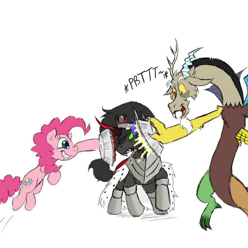 148643__safe_pinkie+pie_discord_king+som