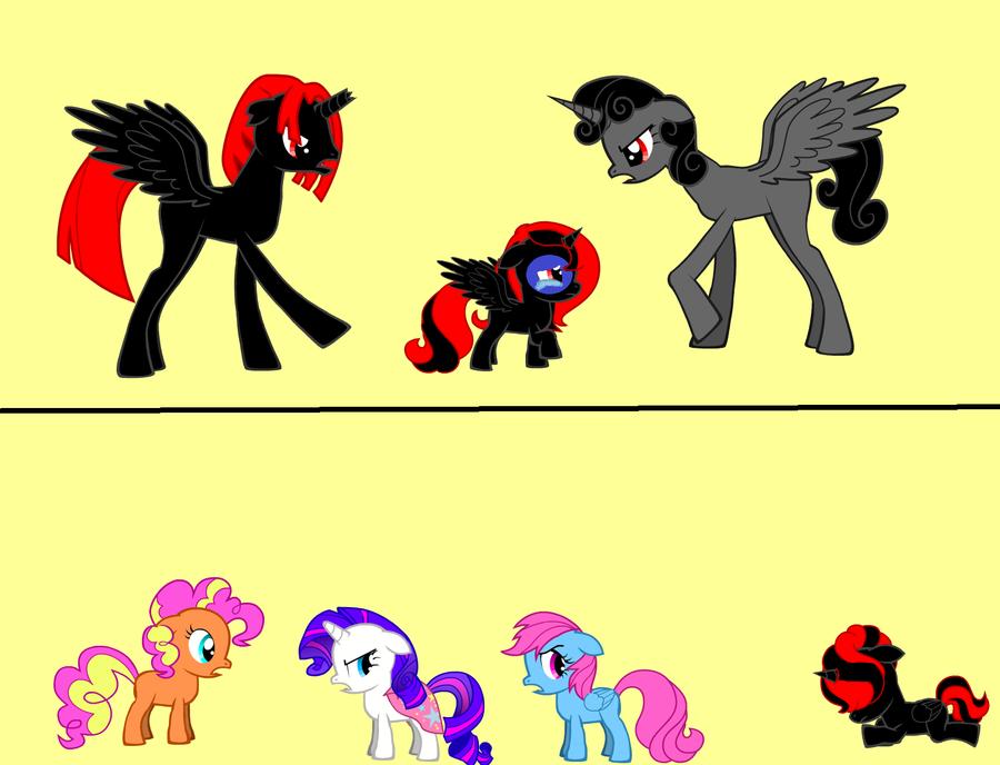 Как сделать 2 пони в пони креаторе