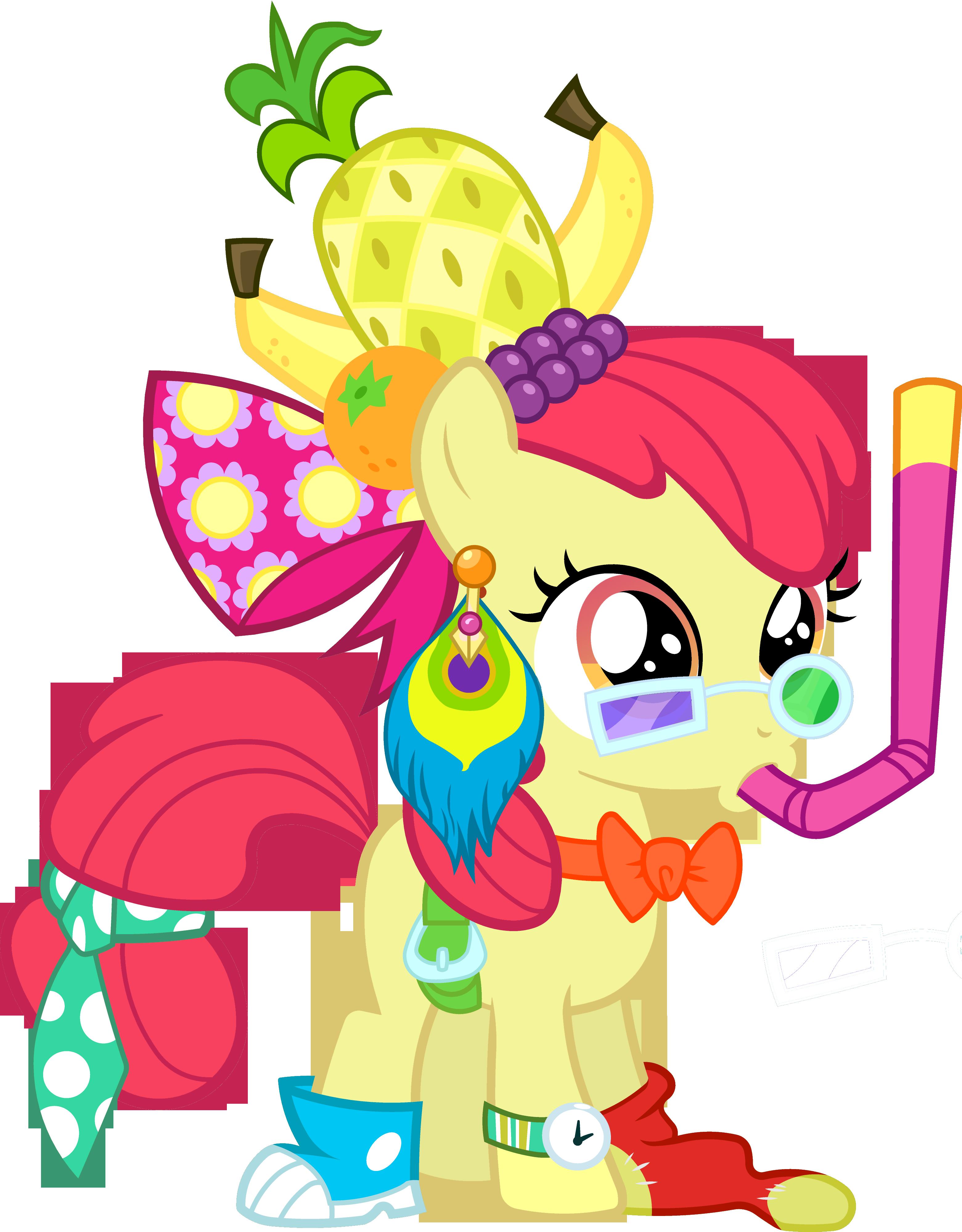 #162449 - accesories, adorable, apple bloom, artist ...