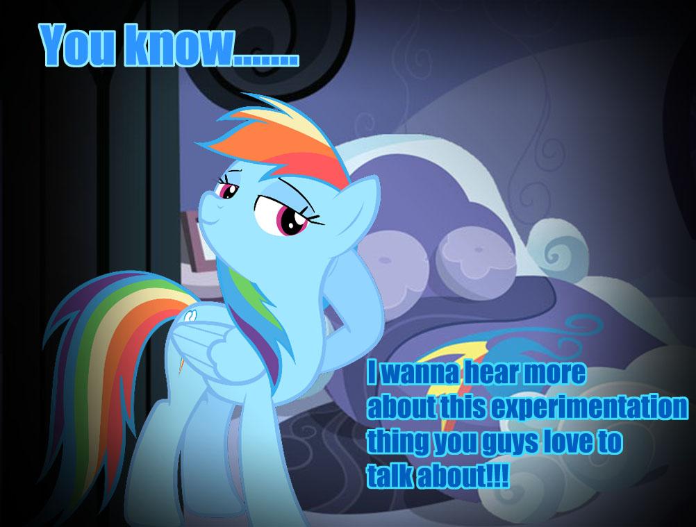 29574 Bed Bedroom Eyes Meme Rainbow Dash Random Seduce