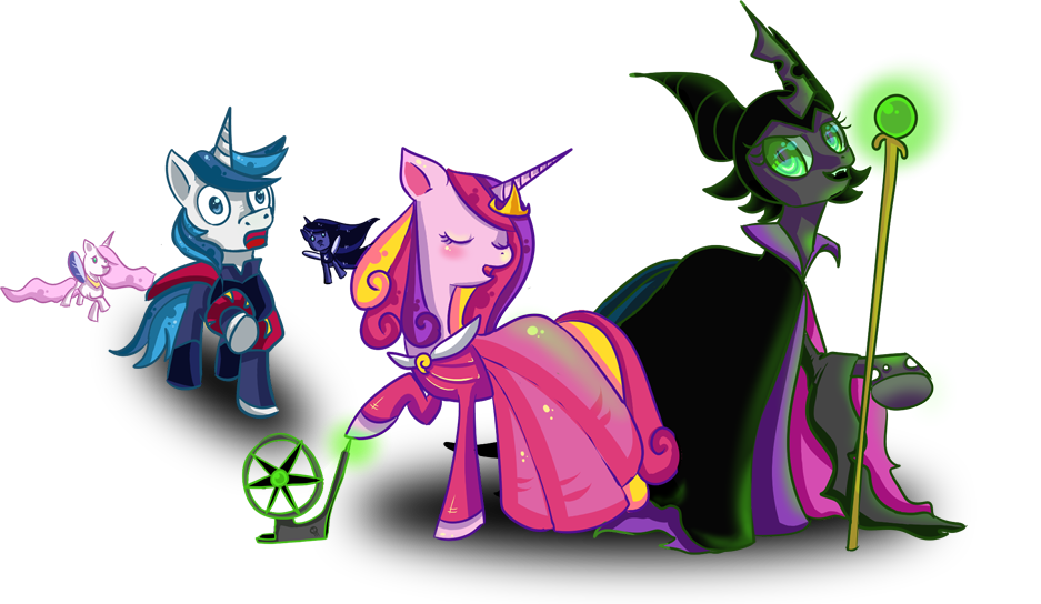 Queen Chrysalis And Shining Armor Queen chrysalis  safe Queen Chrysalis And Shining Armor