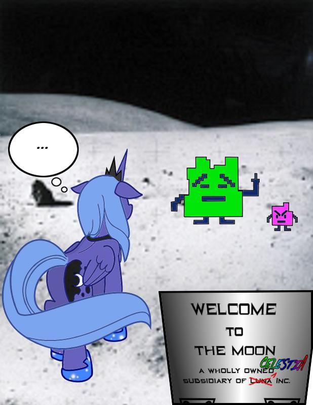 Aqua Teen Moon 74