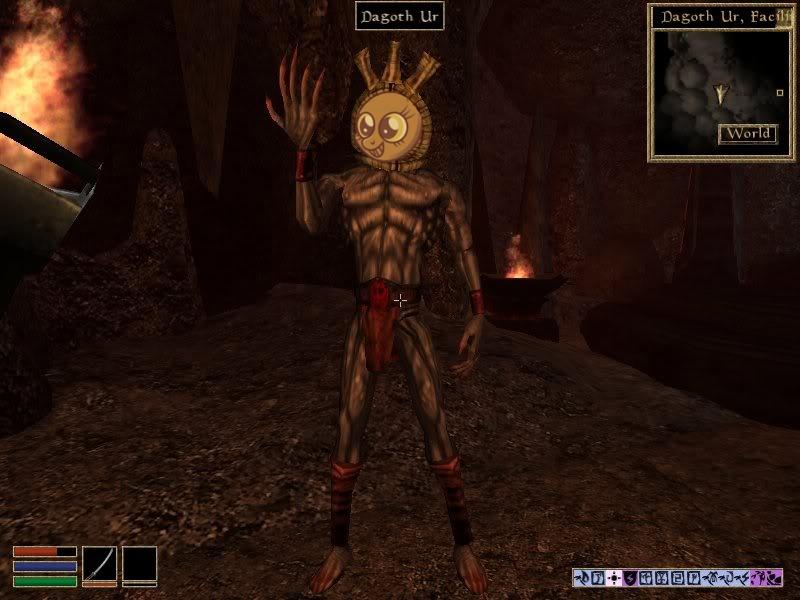 Was Dagoth Ur really that evil? : Morrowind