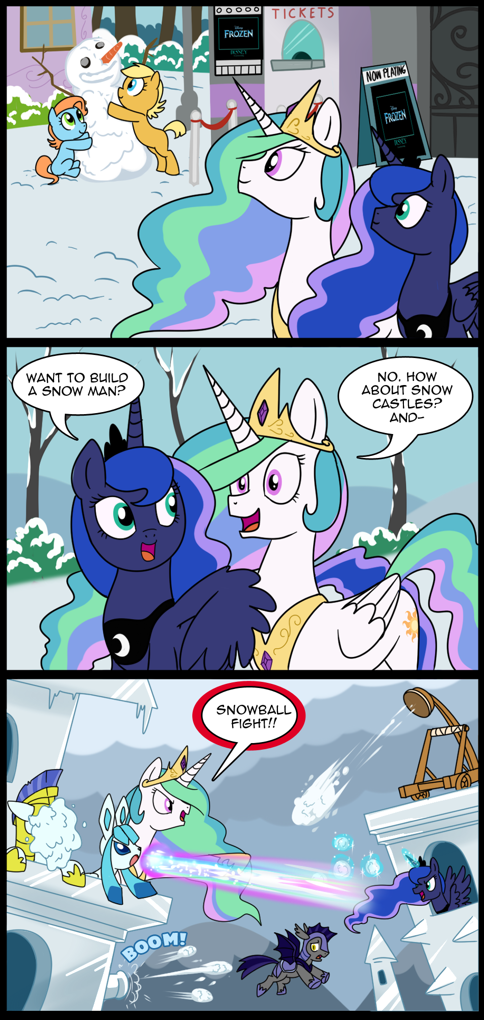 Nationstates View Topic Manehattan My Little Pony
